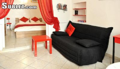 Image 1 furnished Studio bedroom Apartment for rent in Menton, Alpes-Maritimes