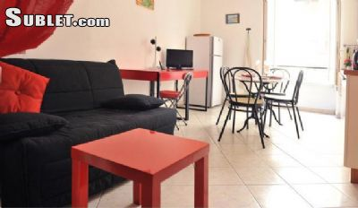 Image 2 furnished Studio bedroom Apartment for rent in Menton, Alpes-Maritimes