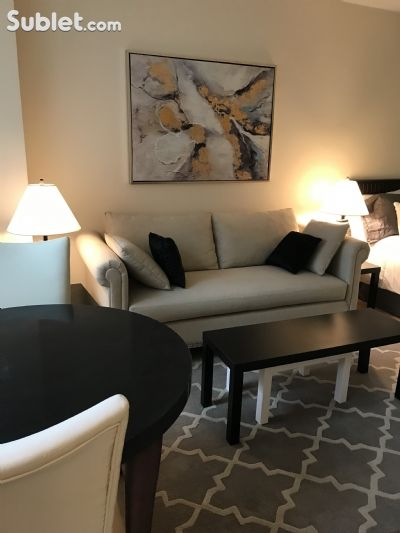 Image 6 furnished Studio bedroom Apartment for rent in Arlington, DC Metro