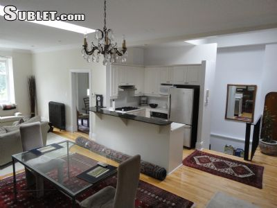 Image 1 furnished 3 bedroom House for rent in Westmount, Montreal Area