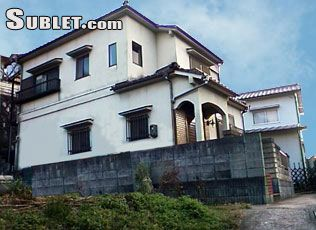 Image 1 either furnished or unfurnished 3 bedroom House for rent in Hiroshima, Hiroshima
