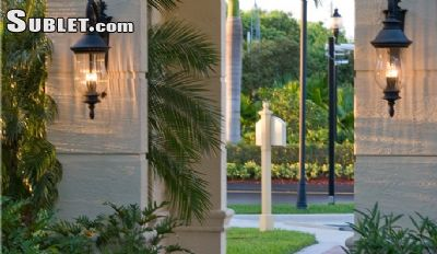 Image 1 either furnished or unfurnished 1 bedroom Apartment for rent in Miramar, Ft Lauderdale Area