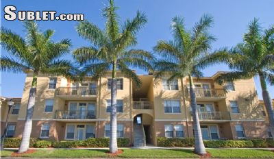 Image 4 either furnished or unfurnished 1 bedroom Apartment for rent in Miramar, Ft Lauderdale Area