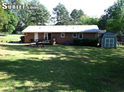 richmond augusta furnished 4 bedroom house for rent 2765