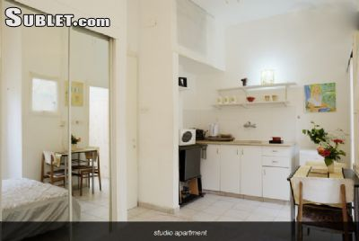 Image 6 furnished Studio bedroom Apartment for rent in Tel Aviv-Yafo, Tel Aviv