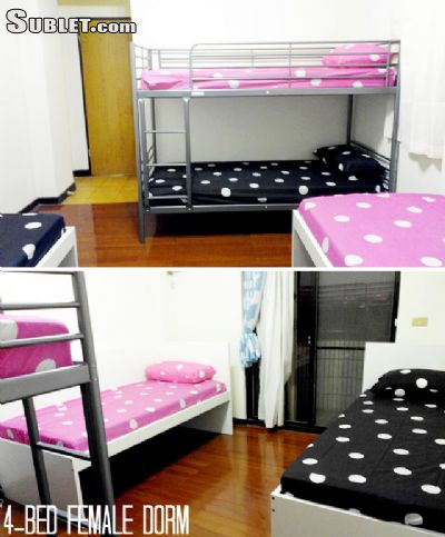 Image 2 Room to rent in Da an, Taipei City 3 bedroom Dorm Style
