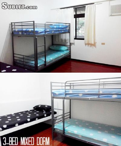 Image 3 Room to rent in Da an, Taipei City 3 bedroom Dorm Style