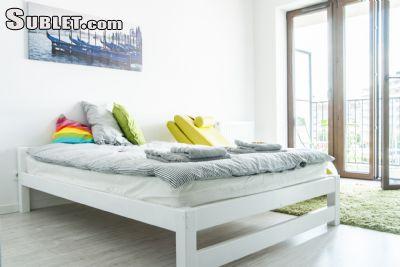 Image 1 furnished Studio bedroom Apartment for rent in Praga Poludnie, Warsaw