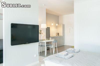 Image 2 furnished Studio bedroom Apartment for rent in Praga Poludnie, Warsaw
