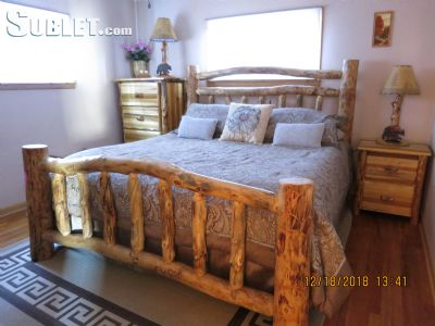 Image 5 furnished 3 bedroom House for rent in Cascade, Colorado Springs