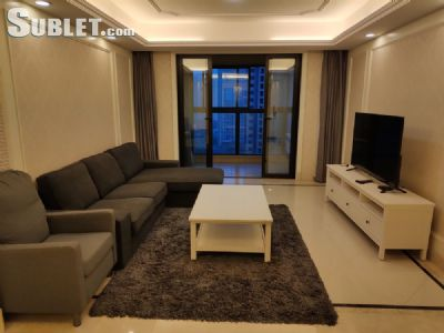 Image 1 furnished 2 bedroom Apartment for rent in Xinbei, Changzhou