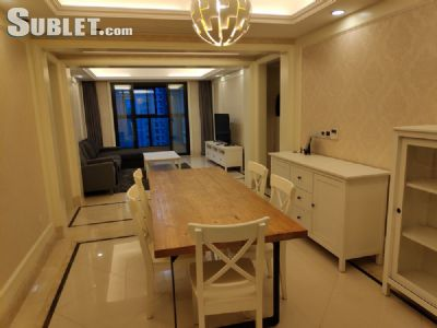 Image 2 furnished 2 bedroom Apartment for rent in Xinbei, Changzhou