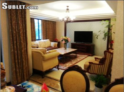 Image 4 furnished 4 bedroom Apartment for rent in Wujin, Changzhou