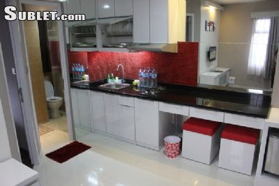 Image 1 furnished 1 bedroom Apartment for rent in East Jakarta, Jakarta