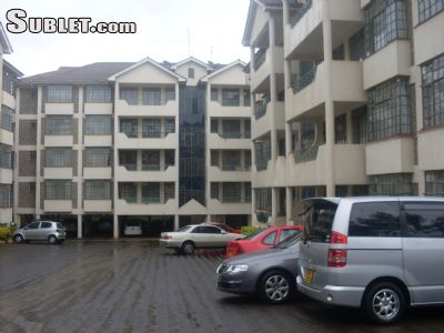 Image 1 Furnished room to rent in Nairobi, Kenya 3 bedroom Apartment