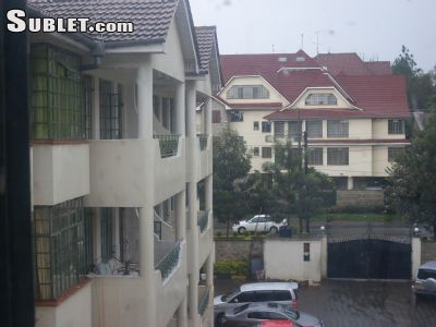 Image 2 Furnished room to rent in Nairobi, Kenya 3 bedroom Apartment
