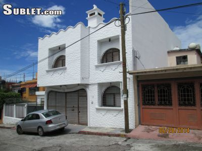 Image 1 unfurnished 3 bedroom Townhouse for rent in Cuernavaca, Morelos