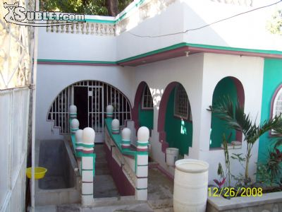 Image 1 either furnished or unfurnished 5 bedroom House for rent in Arcahaie, West Haiti