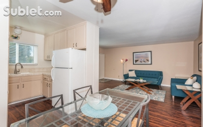 Image 6 furnished 2 bedroom Apartment for rent in Pacific Beach, Northern San Diego