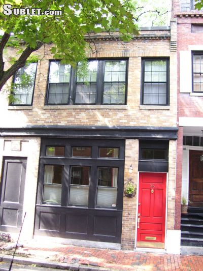 Image 3 furnished 2 bedroom Townhouse for rent in Back Bay, Boston Area