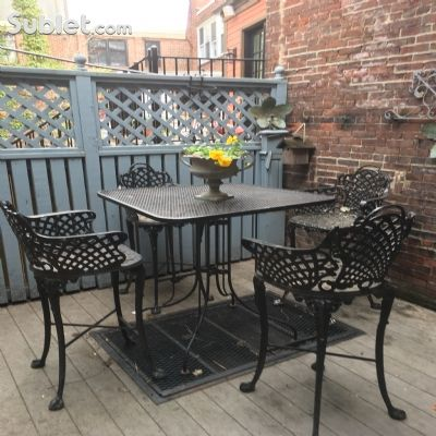 Image 6 furnished 2 bedroom Townhouse for rent in Back Bay, Boston Area