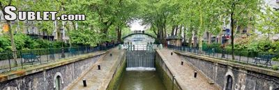 Image 8 furnished 2 bedroom Apartment for rent in 19th-arrondissement, Paris
