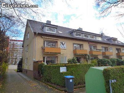 Image 1 furnished Studio bedroom Apartment for rent in Wandsbek, Wandsbek