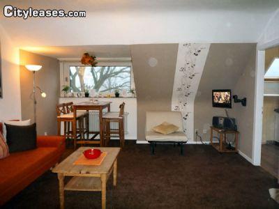 Image 2 furnished Studio bedroom Apartment for rent in Wandsbek, Wandsbek