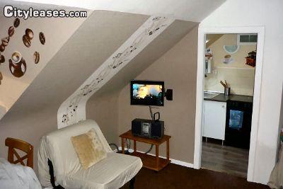 Image 3 furnished Studio bedroom Apartment for rent in Wandsbek, Wandsbek