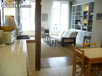 Image 1 furnished 1 bedroom Apartment for rent in 1st-arrondissement, Paris