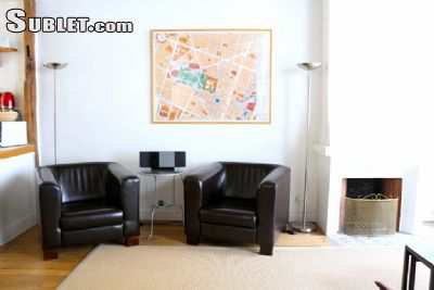 Image 2 furnished 1 bedroom Apartment for rent in 1st-arrondissement, Paris