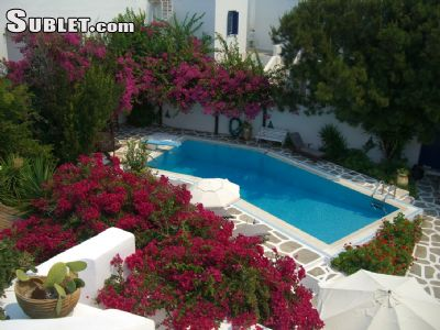 Image 1 furnished 3 bedroom House for rent in Paros, Cyclades