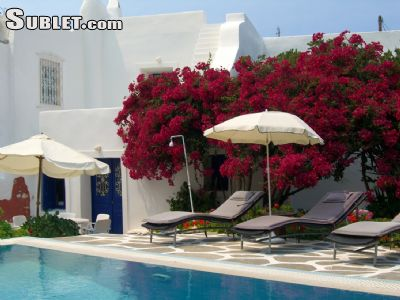 Image 2 furnished 3 bedroom House for rent in Paros, Cyclades