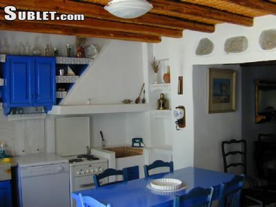 Image 4 furnished 3 bedroom House for rent in Paros, Cyclades