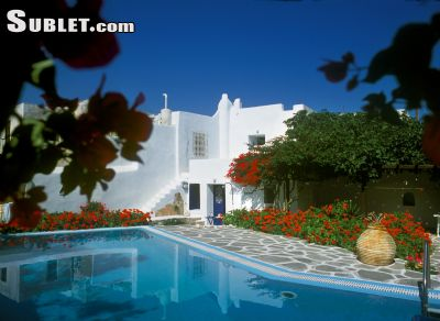 Image 8 furnished 3 bedroom House for rent in Paros, Cyclades