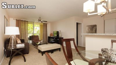 Image 2 furnished 2 bedroom Apartment for rent in Aventura, Miami Area