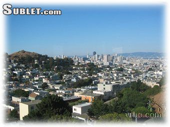 Image 3 furnished 1 bedroom Apartment for rent in Twin Peaks, San Francisco