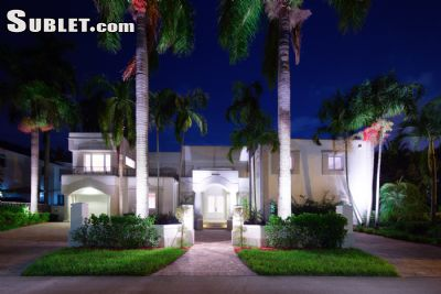 Image 2 furnished 5 bedroom House for rent in Hollywood, Ft Lauderdale Area