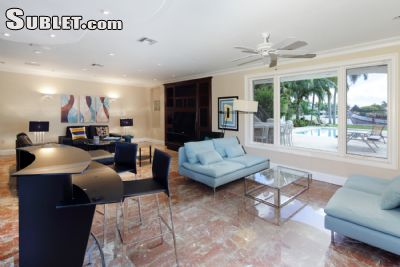 Image 6 furnished 5 bedroom House for rent in Hollywood, Ft Lauderdale Area