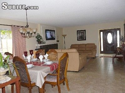 Image 1 furnished 3 bedroom Townhouse for rent in Huntington Beach, Orange County