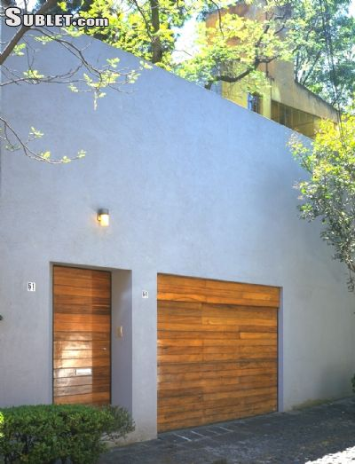 Image 10 furnished 3 bedroom House for rent in Coyoacan, Mexico City