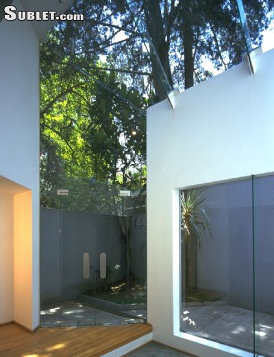 Image 3 furnished 3 bedroom House for rent in Coyoacan, Mexico City