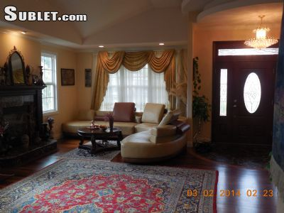 Image 4 either furnished or unfurnished 5 bedroom House for rent in Cupertino, Santa Clara County