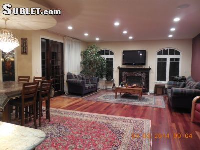 Image 6 either furnished or unfurnished 5 bedroom House for rent in Cupertino, Santa Clara County