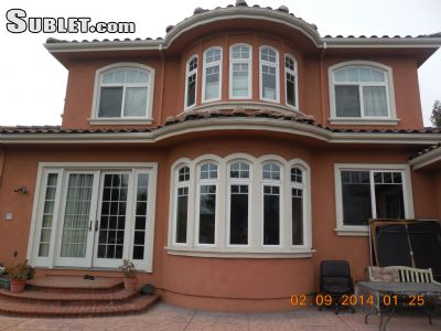 Image 9 either furnished or unfurnished 5 bedroom House for rent in Cupertino, Santa Clara County