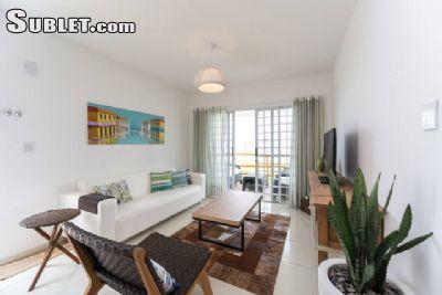 Image 3 furnished 3 bedroom Apartment for rent in Itamaraca, Pernambuco