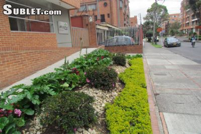Image 1 furnished 1 bedroom Apartment for rent in Usaquen, Bogota