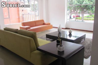 Image 10 furnished 1 bedroom Apartment for rent in Usaquen, Bogota