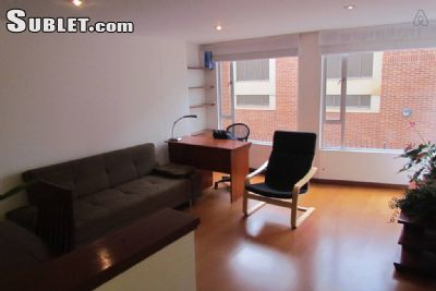 Image 3 furnished 1 bedroom Apartment for rent in Usaquen, Bogota