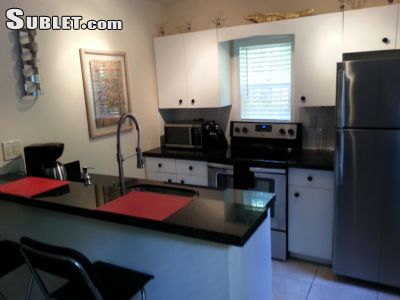 Image 5 furnished 2 bedroom Apartment for rent in Coconut Grove, Miami Area